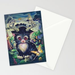 """Hey Captian!"" Stationery Cards"