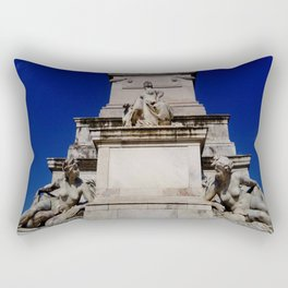 Monument aux girondins 1 Rectangular Pillow