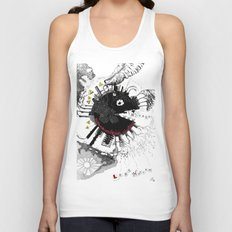 Lost Heaven Unisex Tank Top
