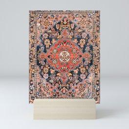 Djosan Poshti West Persian Rug Print Mini Art Print
