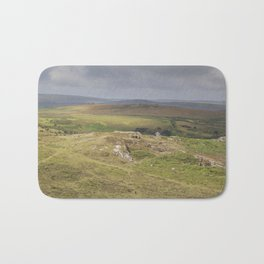View from the Tor Bath Mat