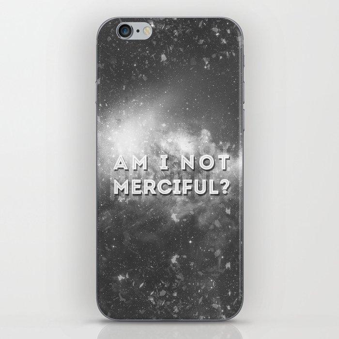 Illuminae - Am I Not Merciful? iPhone Skin