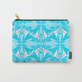 Crystal Blue- AMP Carry-All Pouch