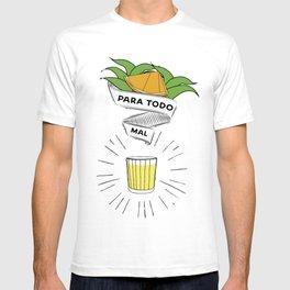 Mezcal para todo mal T-shirt