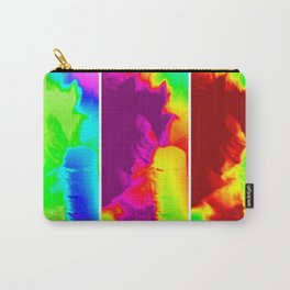 Color Explosion Panel Art Carry-All Pouch