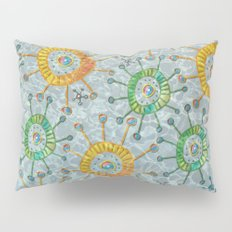 Atoms Pillow Sham