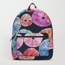colorful seashells Backpack