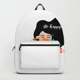Be Happy! Backpack