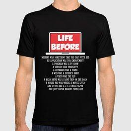 Computer Science Geek Programmer Software Coder T-shirt