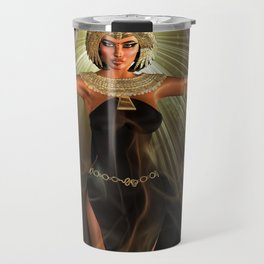 The Light Of Egypt Travel Mug
