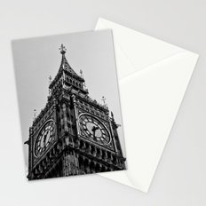 Big Ben | London . B/W Stationery Cards