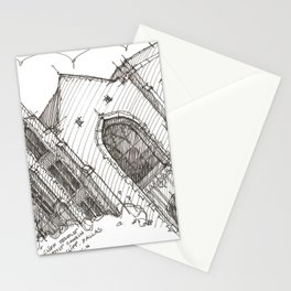 Oa[k]cliff Temple Stationery Cards