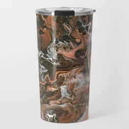Melted Chocolate Travel Mug