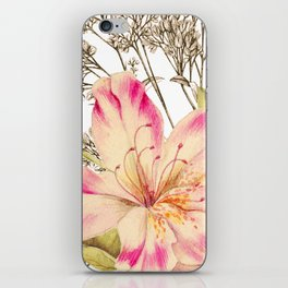 Azelea Lace iPhone Skin