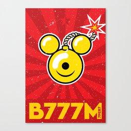 B777M! Canvas Print