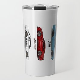 Skylines For Paul Walker Travel Mug