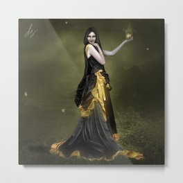 For the Fairest one Metal Print