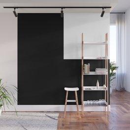MODERNISTIC (BLACK-WHITE) Wall Mural