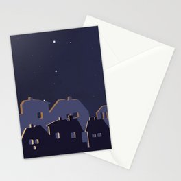 The Dream Keeper Night Stationery Cards