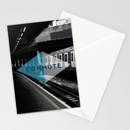 Someone's Commute Stationery Cards
