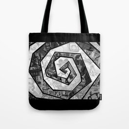 Past the madness... Tote Bag