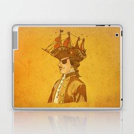 The Pirate's Head Laptop & iPad Skin