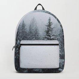 Girdwood, Alaska III Backpack