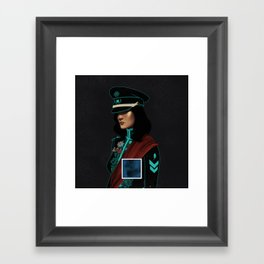 Reaper III.  Framed Art Print