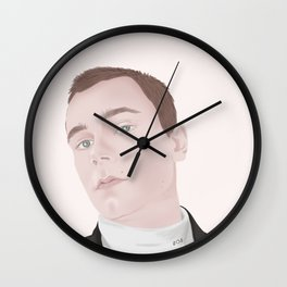 Tarjei Sandvik Moe | skam cast Wall Clock