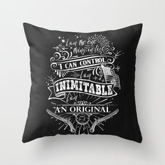 Hamilton - Inimitable Throw Pillow