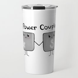 Power Couple Travel Mug