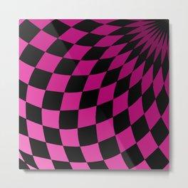 Wonderland Floor #3 Metal Print