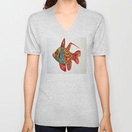 Pajama cardinalfish Unisex V-Neck