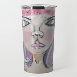 BUNNY GIRL Travel Mug
