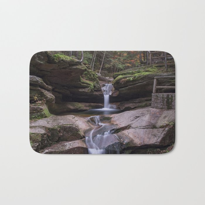 Sabbaday Falls October 2016 Bath Mat