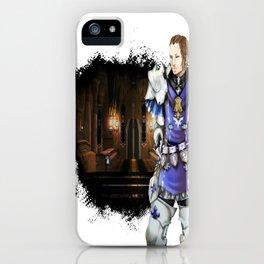 Hyur Paladin iPhone Case