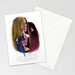 Not A Shampoo Commercial Stationery Cards