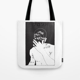 frank ocean's blond\blonde Tote Bag