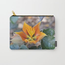 Fremontodendron Blossom Carry-All Pouch