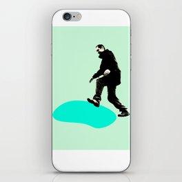 Move forward iPhone Skin