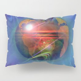 Our world is magic - Freedom Pillow Sham