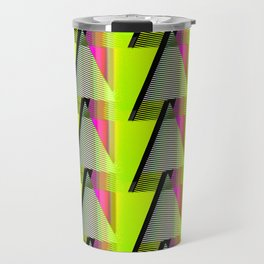 Totally Neon 80s Print Series 1 Travel Mug