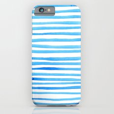 Blue lines Slim Case iPhone 6s