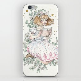 Books Lover iPhone Skin