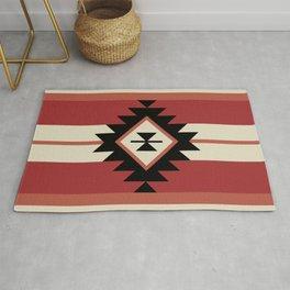 Aztec pattern 5 Rug