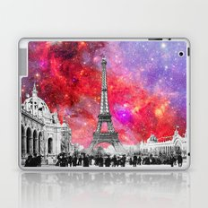 NEBULA VINTAGE PARIS Laptop & iPad Skin