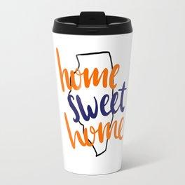 Home Sweet Home Illinois Travel Mug