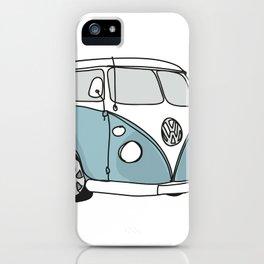 VW Camper iPhone Case