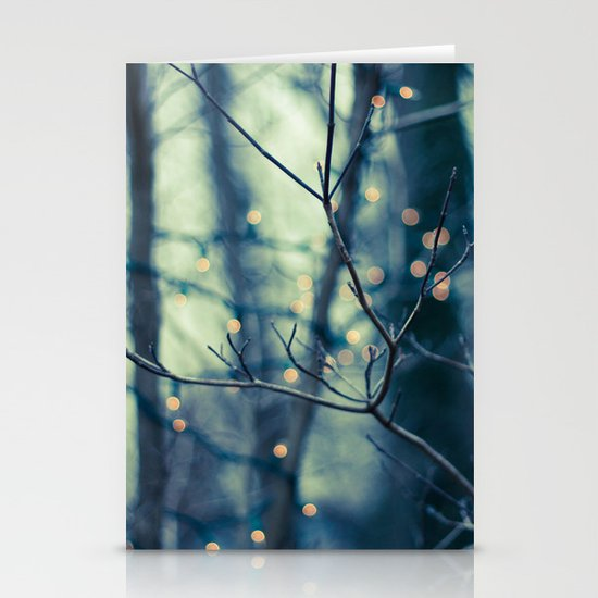 Woodland Holiday  Stationery Cards