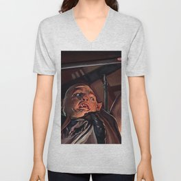 Sloth And Chunk In The Cavern - The Goonies Unisex V-Neck